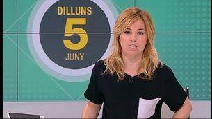Els titulars del 05/06/2017: El Girona ja és de primera