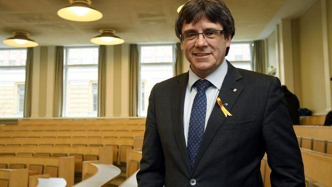 La justícia alemanya deixa Puigdemont en llibertat i descarta el delicte de rebel·lió