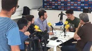 """Gerard Moreno: """"Si marxo és perquè el club viu una situació econòmica molt greu"""""""
