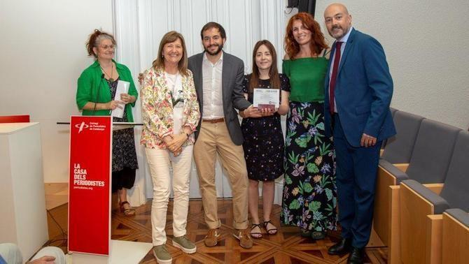"""""""Solidaris"""", premi a la trajectòria per a la Mesa de la Diversitat en l'Audiovisual"""