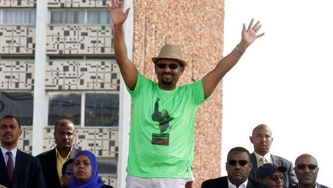 El primer ministre d'Etiòpia, Premi Nobel de la Pau 2019 per la reconciliació amb Eritrea