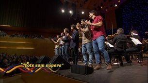 Concert simfònic dels 25 anys del Super3