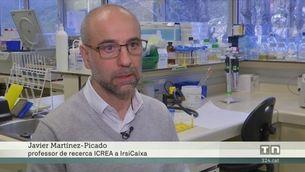 Tres pacients infectats de VIH fa 30 anys estan sans sense medicació