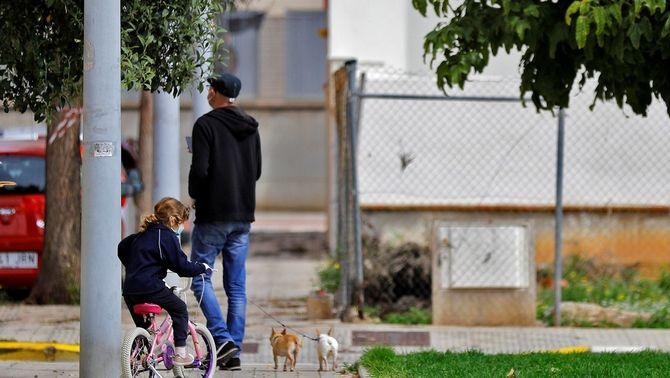 Sortides amb nens: a partir de diumenge, màxim tres amb un adult i a un quilòmetre