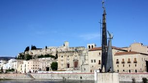 El monument franquista de Tortosa