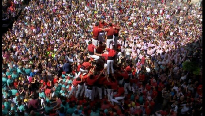 Detenen un membre dels Castellers de Barcelona acusat d'abusos sexuals contra 8 menors