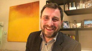 """Entrevista a Toni Comín, eurodiputat de JxCAT: """"Ahir va ser un dia negre per a la democràcia europea"""""""