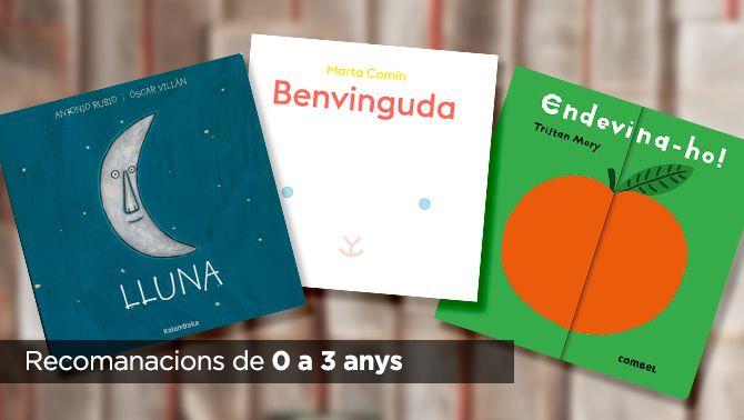 Les recomanacions dels llibreters per Sant Jordi 2021: literatura infantil i juvenil