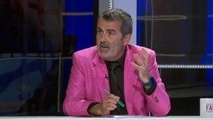 """Xavier Sala-i-Martín: """"Hi haurà eufòria, però no sé si comportarà que l'economia surti disparada"""""""