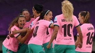 Celebració del gol