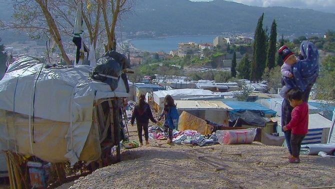Camp de refugiats de Samos