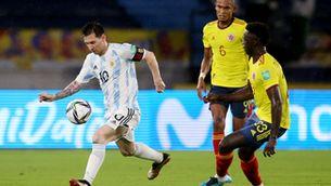 """Messi: """"És el moment de donar un cop"""""""