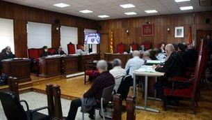 Extradits a Catalunya dos pederastes després de fugir mentre se celebrava el judici