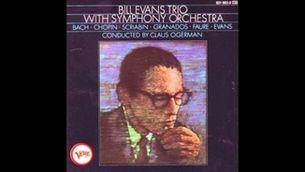 "Interseccions: ""Bill Evans Trio with symphony orchestra"""