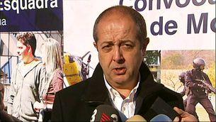 El conseller d'Interior, Felip Puig, en una imatge d'arxiu