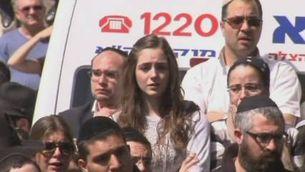Funeral multitudinari a Israel