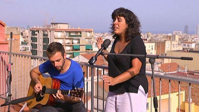 Celeste Alías i Santi Careta porten les dives del jazz al Palau de la Música