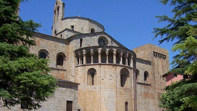 La catedral de la Seu d'Urgell aspira a ser patrimoni de la humanitat de la Unesco