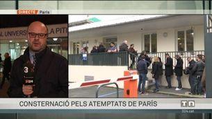 Es confirma la mort d'un ciutadà espanyol que era a la sala Bataclan
