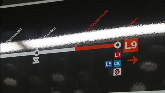 La L9 portarà el metro a l'aeroport