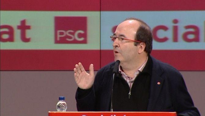 Iceta demana a Iglesias que torni a la mesa de negociacions per aconseguir un govern de canvi