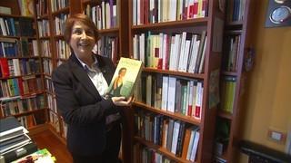 Gemma Lienas, passió pels llibres