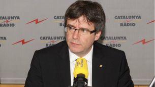 El president de la Generalitat