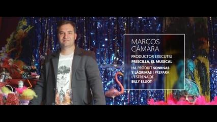 """La veu d'Arseni Corsellas, el salt de la pantalla a l'escenari i l'avanç de les estrenes de Nadal, a """"Cinema 3"""""""