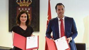 PP i Cs pacten 155 mesures a Madrid i prescindeixen de Vox