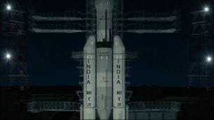 Primera missió índia a la superfície de la Lluna