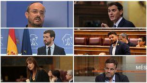 Del tuit esborrat a voler explicacions d'Interior: reaccions a les detencions a Catalunya