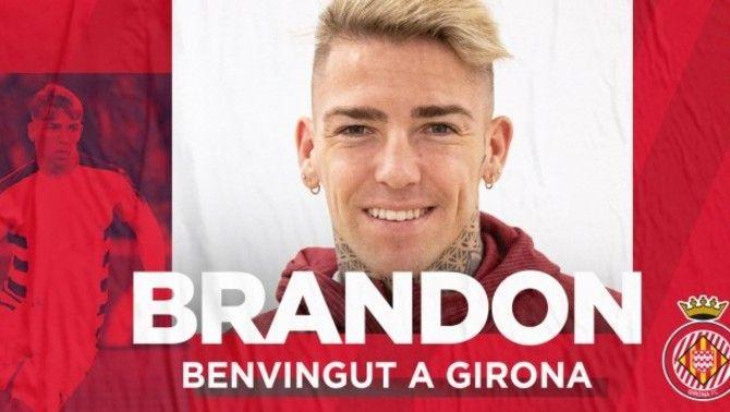 Brandon Thomas, primer reforç del Girona en el mercat d'hivern
