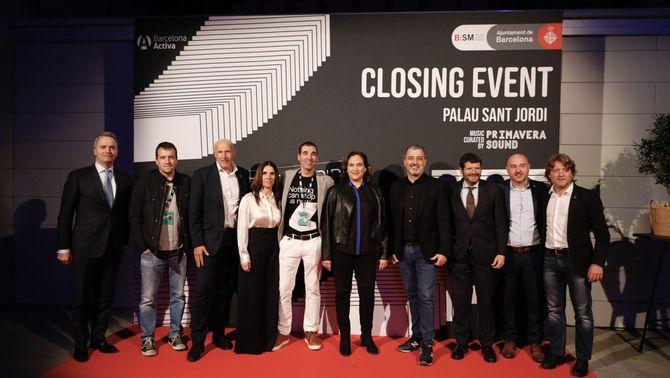 Tech Spirit Barcelona clou amb més de 5.000 assistents i prop de 100 esdeveniments d'emprenedoria tecnològica