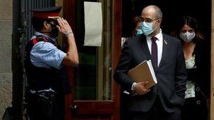 Demanen 6 anys de presó per a Buch per nomenar un mosso que feia d'escorta a Puigdemont