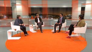 Entrevista a Anna Simó, Ramona Barrufet i Mireia Boya