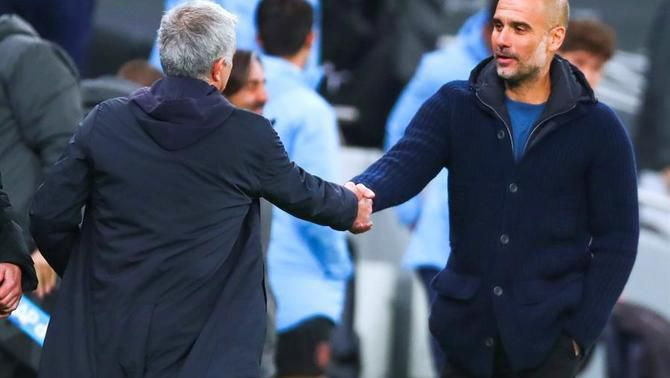 El Tottenham de Mourinho tomba el City de Guardiola (2-0)