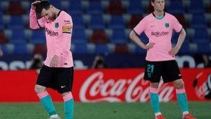 La Lliga, missió gairebé impossible per al Barça
