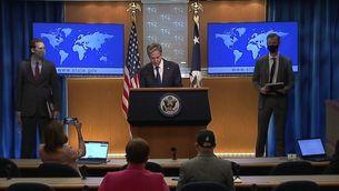 Esclata el conflicte del Pròxim Orient que Biden volia evitar