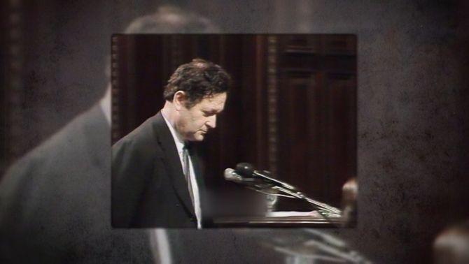 Theo van Boven, l'home que va encapçalar la investigació de l'ONU sobre els desapareguts sota les dictadures de Pinochet, Videla i Franco