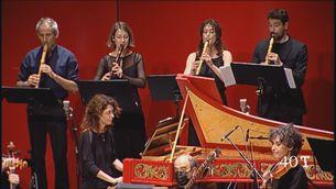 """""""Il mondo al rovescio"""", amb Amandine Beyer, a """"Diumenge, concert"""""""