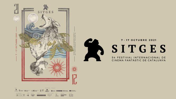 El cartell d'aquesta edició del Festival de Sitges