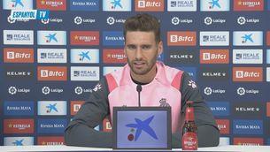 """Sergi Gómez: """"Hem d'afrontar tots els partits amb la mateixa mentalitat"""""""