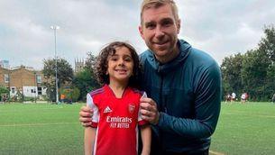 L'Arsenal fitxa un futbolista de només 4 anys