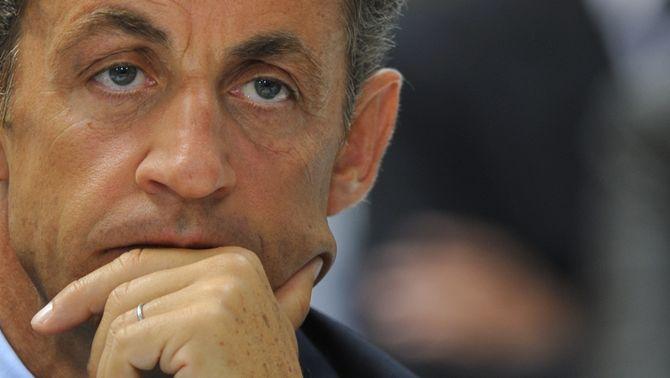 Nicolas Sarkozy, en una imatge d'arxiu (Foto: Reuters)