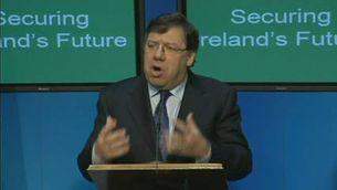 """Cowen: """"Hem de superar la crisi d'aquí al 2014"""""""