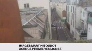 """Imatges de l'atac a """"Charlie Hebdo"""""""