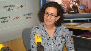 Marta Rovira, secretària general d'ERC
