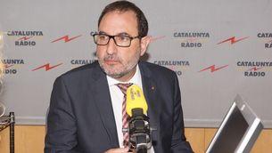 El dirigent democristià Ramon Espadaler