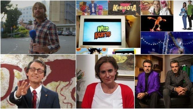 """""""El foraster"""", Bruno Oro, Agnès Busquets, l'app del Super3 i """"Economia en colors"""""""