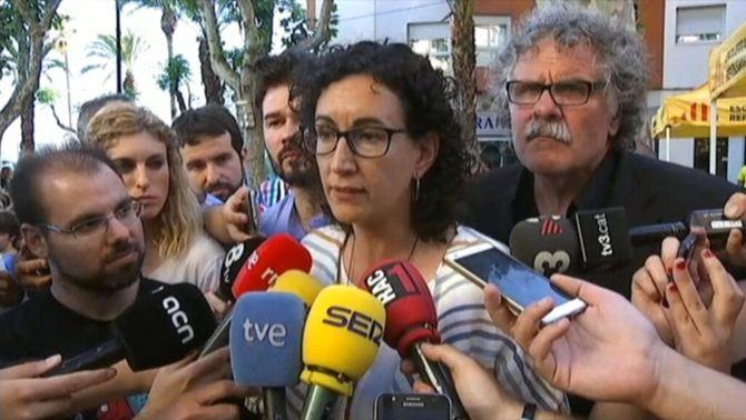 La conversa de Fernández Díaz amb Antifrau centra la campanya